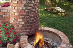 outdoor-fire-pit-grill-designs